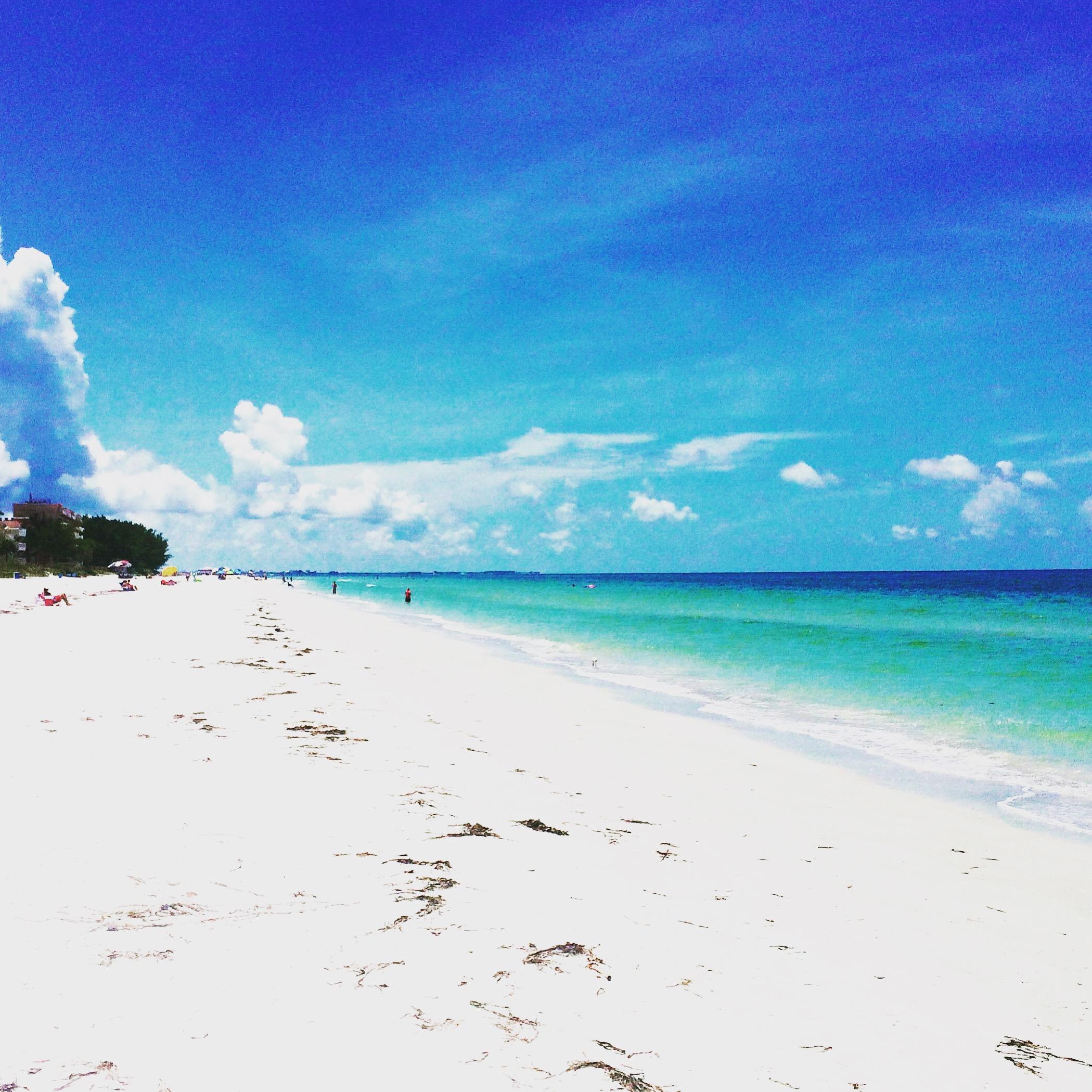 Treasure Island Beach: Treasure Island, Florida Part 1